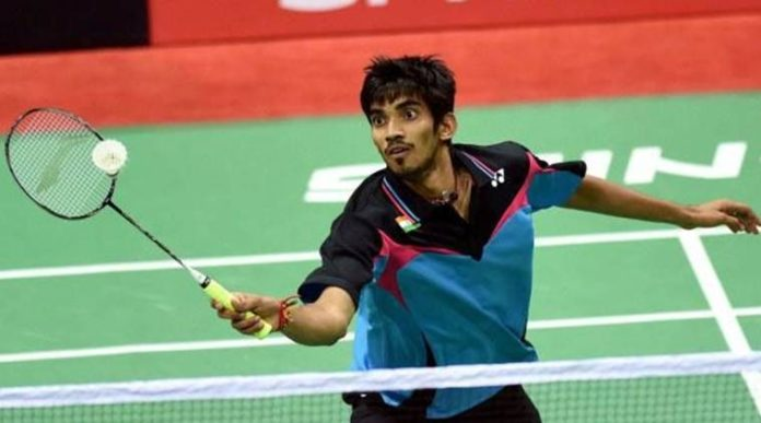 Srikanth not running behind becoming number one