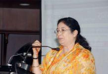 Letter from Kiran Maheshwari to former minister regarding his demands