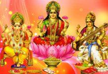 Deepawali festival-lord Lakshmi Pujaan