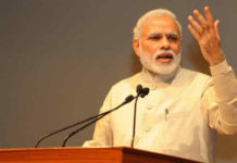 Efforts to show Patel's contribution in the past: Modi