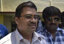 BJP leader imprisoned in Kothi, supporters smashed sealed, made of Azad