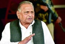 SP's national executive declared: Mulayam's name