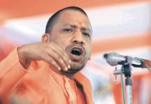 Taj is made with the earnings of Mother India's blood sweat: Yogi