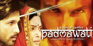 Protest against Padayavati film, even outside of Rajasthan; Rajput society in Madhya Pradesh also posters