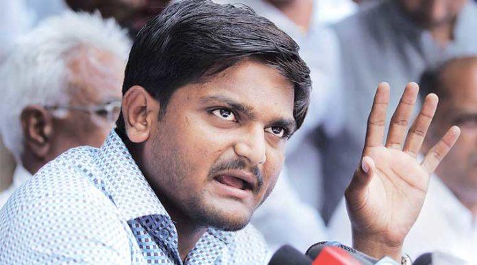 Hardik kept demands in front of Congress to support