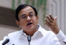 Bullet train will be like notebook, which will eliminate everything that comes in its way: Chidambaram