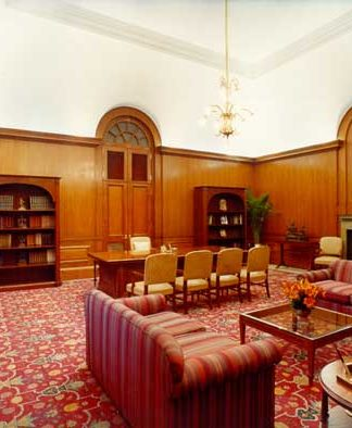 There is a fire in the Prime Minister's Office, no casualties