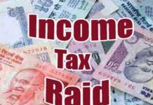 Income tax raids on celebrity jewelers in Ratangarh