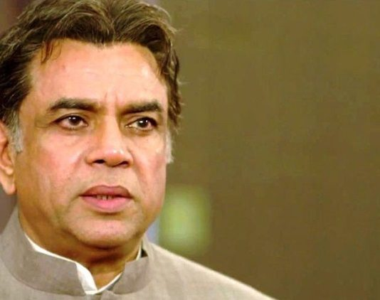 Paresh Rawal also jumped in the Taj Mahal controversy