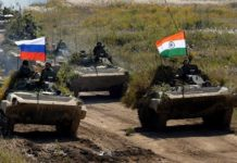 russia-india- war practice-file photo