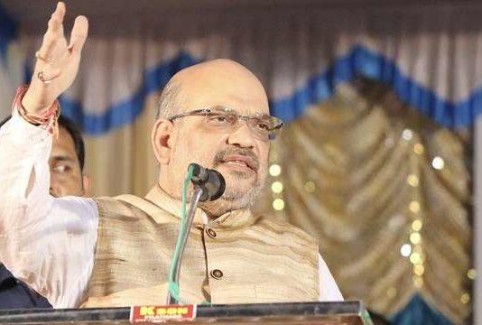 raahul ko nahin balki prataapagadh kee janata ko javaab dene aaya hoon : shaah
