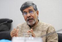 Child sex abuse should be a boycott: Satyarthi