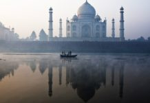 'Rubber check dam' will be helpful in the conservation of Taj Mahal