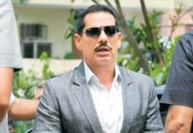 Vadra said, on my social media, my post is being used as crutches, BJP leader