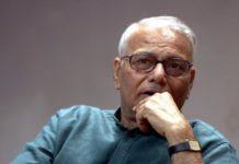 Yashwant Sinha calls 'Lok Shakti' for curbing 'Raj Shakti'