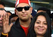 Complaint of domestic violence against Yuvraj and his mother