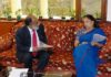 Chief Minister meets Minister of State for Tourism, Alphonse