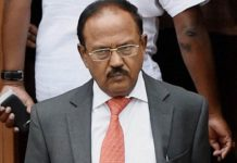 National Security Adviser Ajit Doval