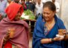 Chief Minister enjoys tea and khauri on stall