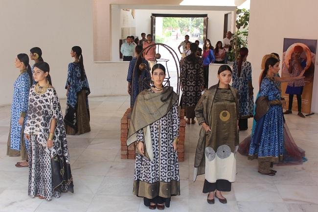 Jaipur Art Choupal exhibition in JKK