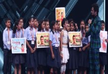 Misty Sinha's school teachers, students gave surprise to her on the set of 'Super Dancer Chapter 2'!