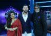 Vidya and Yuvraj in 'Kaun Banega Crorepati 9'