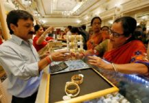 World Gold Council: India's demand for gold dropped by 24% to 145.9 tons