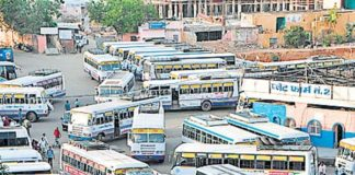 The case of not taking action against illegal buses, contempt notices to Transport Commissioner including others