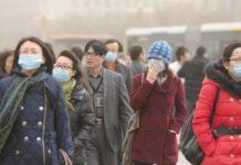 प्रदूषण पर लगाम लगाने से चीन का औद्योगिक उत्पादन गिरा