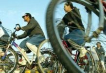 Hit the idea of sharing bicycles in other cities after Bhopal