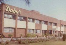 Dabur rejuvenated three government schools in Alwar