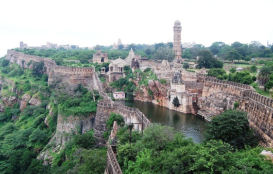 Chittorgarh fort remains closed in protest of Padvi