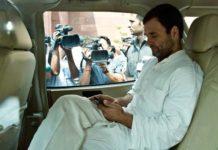 Rahul Gandhi launches three-day visit to North Gujarat