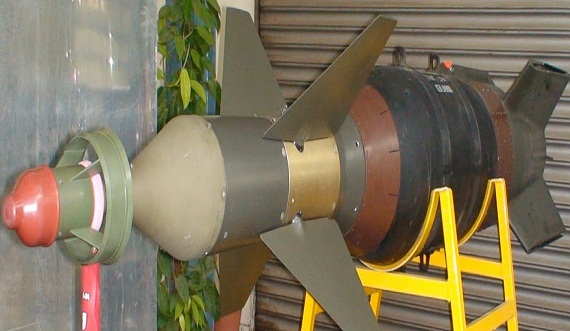 Successfully testing the glide bomb, will be handed over to the Armed Forces.