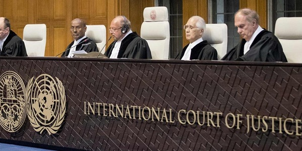 ICJ seat election: India and UK fight again Benitija