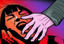 Eight-year-old girl raped, filed case