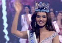 I am not disappointed with Tharoor's statement: Manushi Chillar