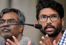 Dalit leader Mevani will fight elections: Congress, you supported