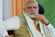 Modi criticized Congress for criticizing GST