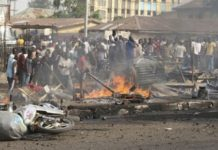 At least 50 people die in suicide attack in Nigeria