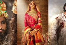 M, UP imposed ban on Padmavati
