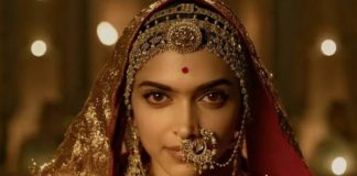 Ruby Rose in support of Deepika during 'Padmavati' controversy