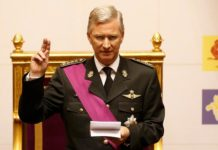 Belgian King Philip will be on a trip to India from November 5 to 11
