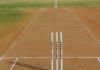 Major defaults during the Ranji match, the pitch ran on the car