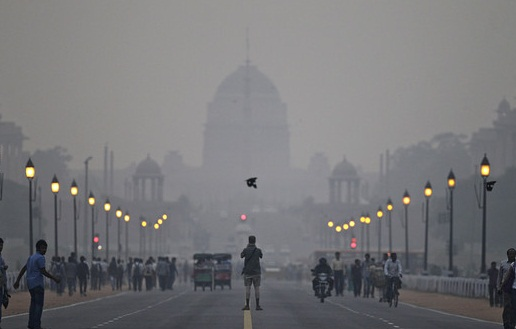 NGT rebuffs Delhi, UP, Haryana governments for air pollution