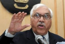 Qureshi supported the collegium system for selection of election commissioners, CEC
