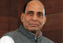 Rajnath asks the Jammu and Kashmir government to send minors to jail reform houses