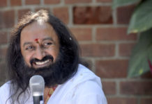 Sri Sri Ravi Shankar BJP leaders: SP general secretary