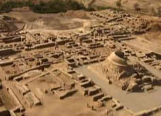 The development of Indus Civilization did not happen around the river Drift.