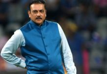 Ravi Shastri worshiped in Padamnabaswamy temple